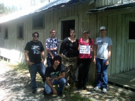 Volunteers 2011